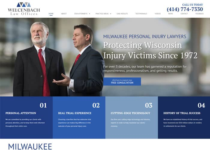 Milwaukee Personal Injury Attorneys